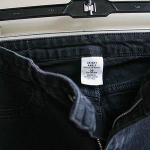 H&M Jeans - Black Jegging/Skinny Jeans